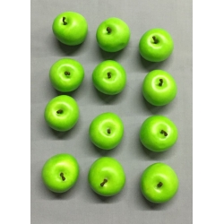"Apple Shiny Green 1.5"" (12)"