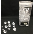 "Acrylic Diamonds 0.4""-0.8""  8.8 oz."