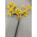 "Spring Berry Branch Yellow 27"""