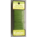 Paddle Wire Green 26G  270'