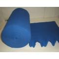 "Stretch Crepe Paper Blue 13"" 50Y."