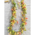 Flowers/Berries Garland 5'