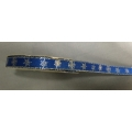 "Xmas Ribbon Blue 3/8"" 10y."