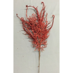 Glitter Red Spray 28""