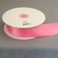 Satin Double-Face Hot Pink 50yds.