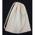 "Cotton Side Pull Bag (3) 10"" x 12"""