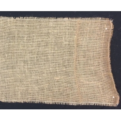 "Jute Table Runner Natural 12.5"" x 96"""