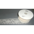 "Ivory  Lace  2""  25y."